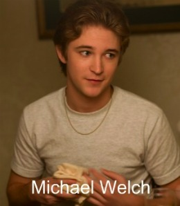 Michael Welch with Name 260 x 298