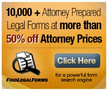 More than 10,000 Attorney prepared forms